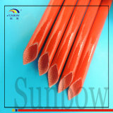 Sunbow silikonumhülltes Isolierungs-Fiberglas Sleeving