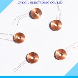 Bobina de cobre esmaltada do indutor do balanço de RFID bobina solar