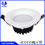 Diamètre coupé enfoncé 95mm 15W IP65 DEL Downlight de 80mm-85mm
