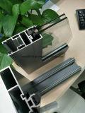 Ha100mm Serie glasierte AluminiumSliidng Tür mit Doppeltem