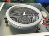 Индукция горелок высокого качества двойная и керамический Hob Sm-Dic13b