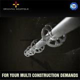 Schnelles Ringlock Systems-Aufbau-Stahlbaugerüst
