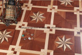검은 호두나무 목제 일반 관람석 박층으로 이루어지는 마루의 고품질