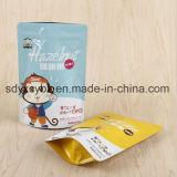 mit SGS genehmigtes Fastfood- Doypack mit Reißverschluss für Tee