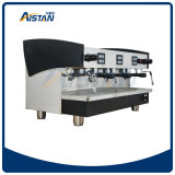 Máquina do café do café Kt16.3/máquina comercial do café com cabeças triplas para a venda