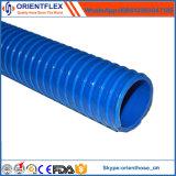 Tuyau d'aspiration de PVC/boyau flexibles colorés boyau de l'eau/pompe aspirante