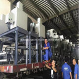 Tres motor de la máquina de 8 colores de impresión de huecograbado 150 m / min