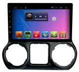 Android навигация автомобиля системы, автомобиль GPS для виллиса Cherokee 2016 с автомобилем DVD и видеоий автомобиля