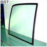 さまざまなサイズの低いEガラス、反射ガラス及び厚さ
