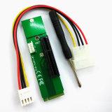 PCI-E 1X/4X 카드 Tongff M. 2 중요한 M 접합기 1X 4X 광업 접합기 카드