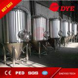abkühlender konischer Bier-Mantelgärungserreger des Edelstahl-1000L, Microbrewery Becken/Gärungserreger-Becken für Bier
