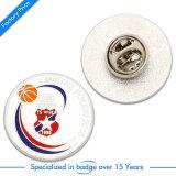 Distintivo su ordinazione di Pin di gioco del calcio/calcio del metallo per lo sport