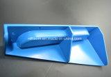CNC разделяет части анодированные алюминием