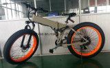 bicicleta de dobramento elétrica da gordura da montanha do Hummer 750W
