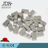 Diamant-Ausschnitt-Segmente für Granit-und Marmor-Blöcke