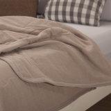 コテッジのための3つのPCSの単一の贅沢なベッドのキルト