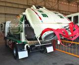 6-10 de vrachtwagen van het de keukenafval van m3, de Vrachtwagen van de Collector van het Afval van het Restaurant