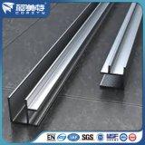 Perfil de Aluminio Anodizado para Ventana y Puerta de Aluminio