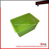 Plastikeinspritzung-Wäscherei-Korb-Form für das Setzen von Kleidung