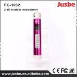 Fg-1002 gemaakt in Systeem van de Microfoon van China Hotsale 2.4G het Draadloze Handbediende voor Toespraak