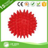 Nueva pequeña bola no tóxica del juguete del masaje del PVC