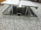 El aluminio grande de encargo de la sección sacó perfil
