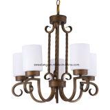 Lámpara colgante de la lámpara decorativa de interior de la casa para el estilo moderno