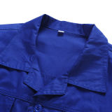 Workwear professionale di estate dell'OEM, Workwear di massima di usura blu
