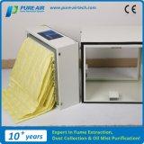 Extractor del humo del laser del Puro-Aire para la eliminación del polvo de la cortadora del laser (PA-1000FS)