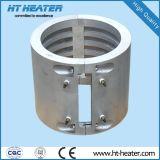 Carcaça refrigerar de ar nos calefatores de faixa de alumínio