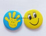 カスタム工場は漫画ボタンのバッジの記念品を供給する