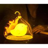 LEDの鳥かご夜ライト
