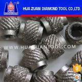 De Zaag van de Draad van de Diamant van het rubber en van de Lente voor Gewapend beton Snijden
