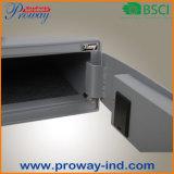 Cadre de sûreté sûr de taille d'ordinateur portatif d'hôtel électronique d'affichage à cristaux liquides Digital