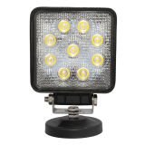 Indicatore luminoso dell'automobile del LED del quadrato 4.5 del fornitore 27W ""