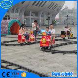 Treno della pista del parco di divertimenti della fabbrica di fabbricazione