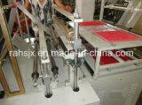 Мешок крена отброса двойных слоев плоский делая машину (HSLJ-800)