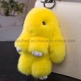 [رإكس] أرنب مدلّاة قطيفة لعبة [بونّي ربّيت] [كشين] حمولة ظهريّة حلى