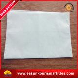 Fundos de almofada descartáveis brancos não tecidos