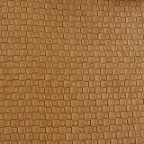 Модная сплетенная кожа для сумок (FS702)