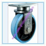 Roue en nylon durable sûre pour l'échafaudage