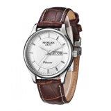 Relojes movimientos de los hombres impermeables suizos de 10 contadores de la manera de la vendimia