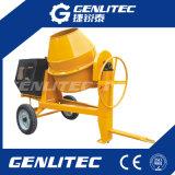 piccola betoniera 260L con il motore diesel 170