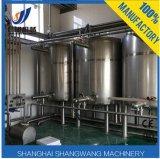 Sistema de limpeza CIP para processamento de suco de frutas / alimentos / frutas