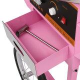 Générateur de sucrerie de coton avec le chariot