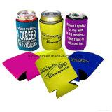 ロゴによって印刷されるネオプレンの缶ビールのクーラー