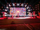 México LED de interior a todo color iluminado firma la pantalla P3.9