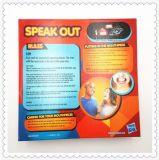 、マウス・ガードのパーティー用のゲームを陽気なはっきり言いなさい、ゲーム、確実の口を見なさい