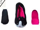 5つのカラー子供の動物のヘッド屋内靴(RY-SL1633)