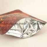 Concevoir le sac estampé d'empaquetage en plastique pour la nourriture
